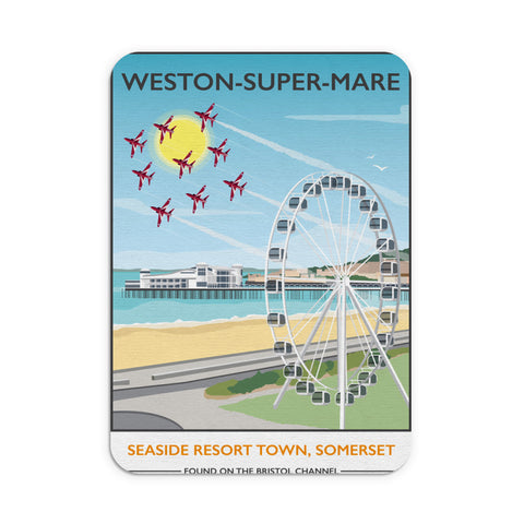 Weston Super Mare, Somerset Mouse mat