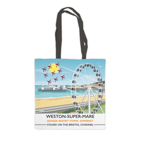 Weston Super Mare, Somerset Premium Tote Bag