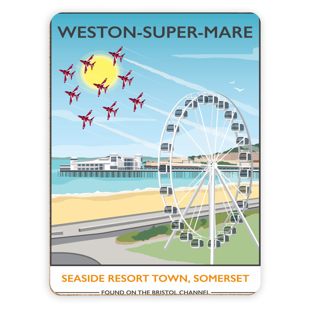 Weston Super Mare, Somerset Placemat