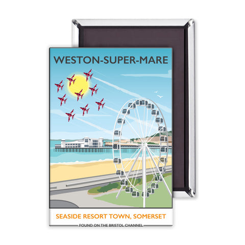 Weston Super Mare, Somerset Magnet