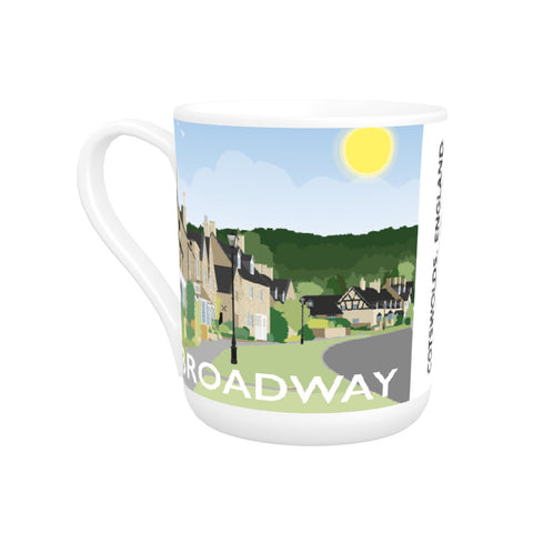 The Cotswolds, Bone China Mug