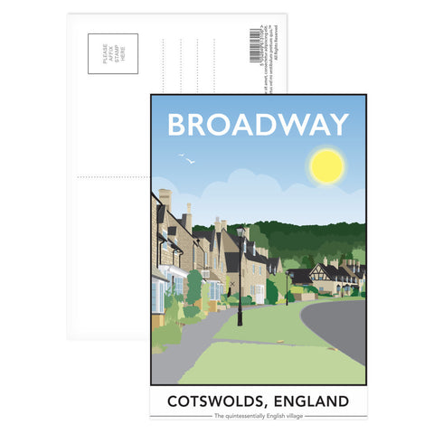 The Cotswolds, Postcard Pack