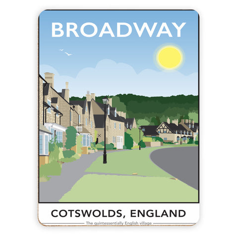 The Cotswolds, Placemat