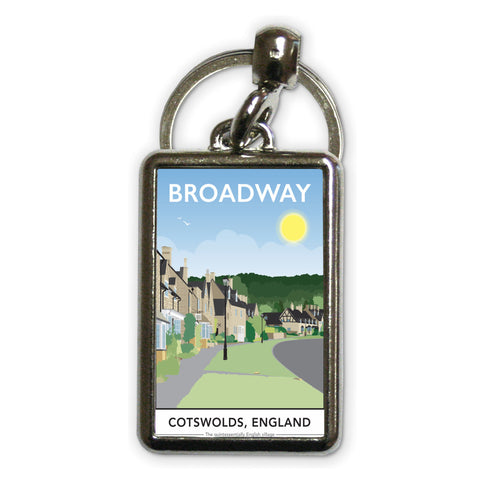 The Cotswolds, Metal Keyring