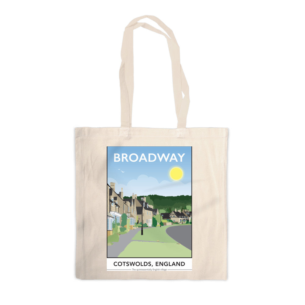 The Cotswolds, Canvas Tote Bag