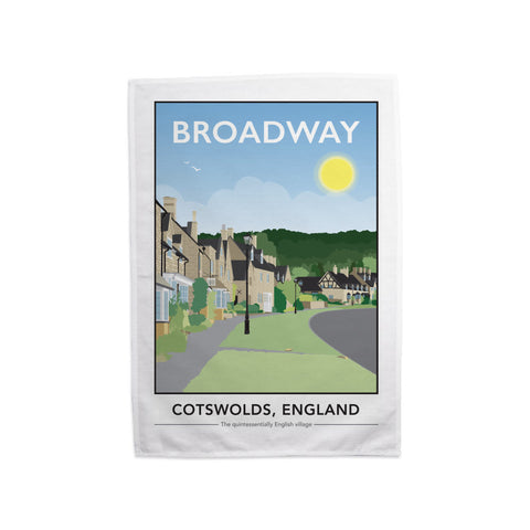 The Cotswolds, Tea Towel