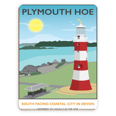 Plymouth Hoe, Devon Placemat