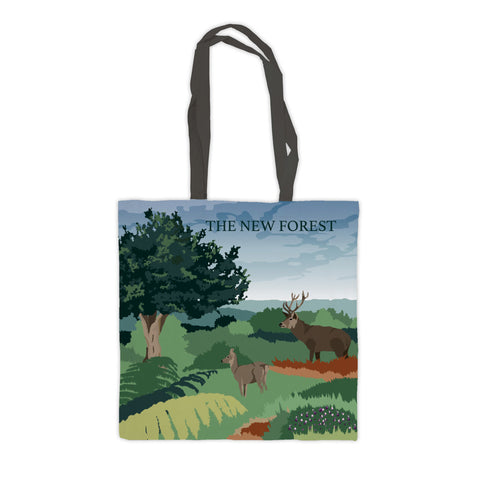 The New Forest, Hampshire Premium Tote Bag