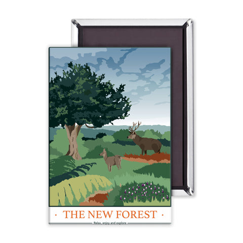 The New Forest, Hampshire Magnet