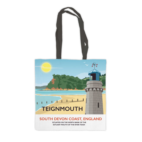 Teignmouth, Devon Premium Tote Bag