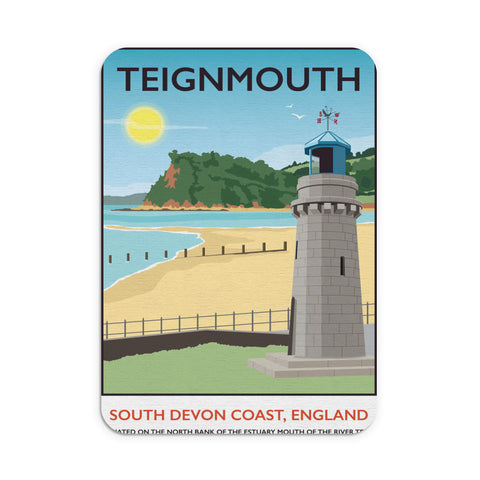 Teignmouth, Devon Mouse mat