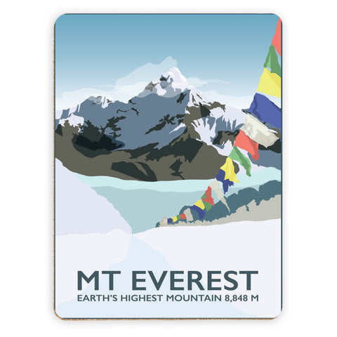 Mount Everest, Placemat