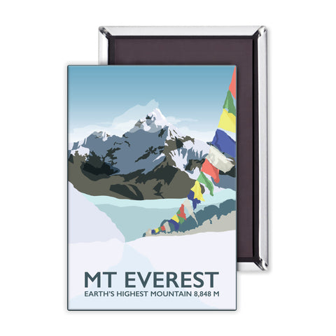 Mount Everest, Magnet