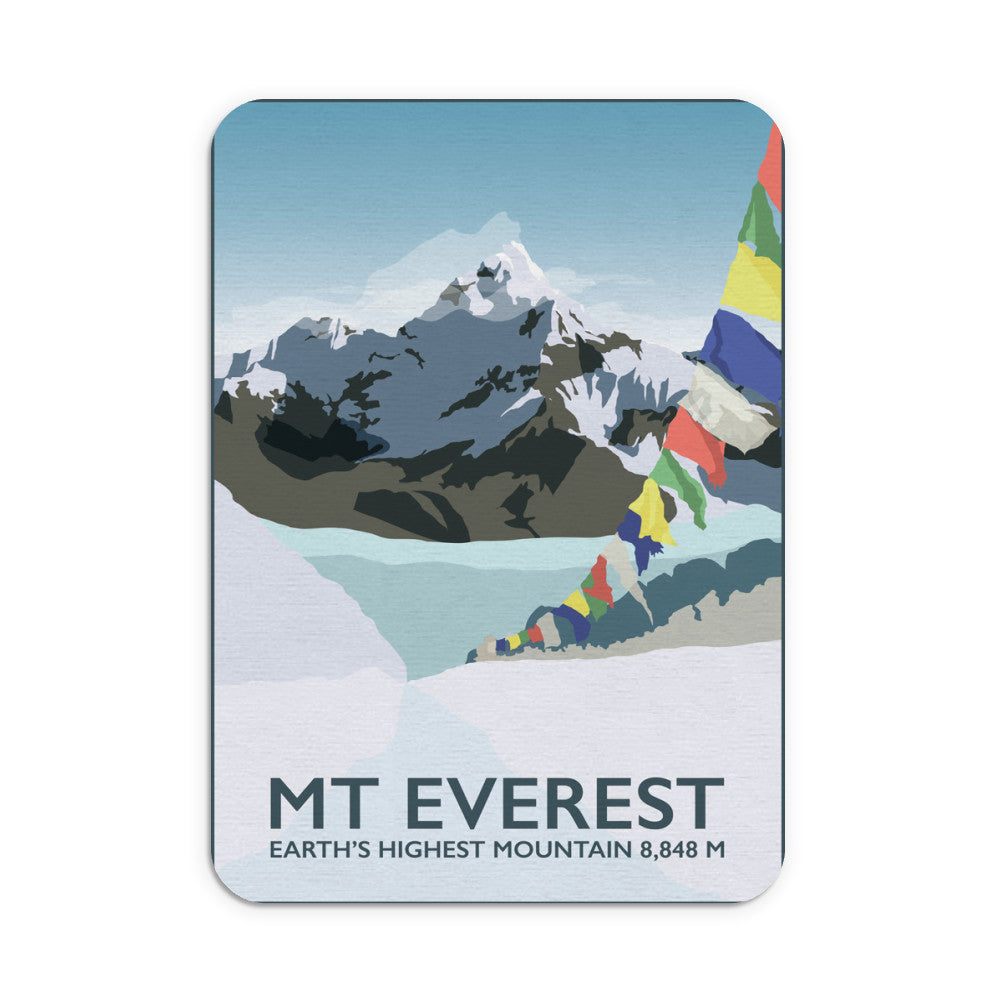 Mount Everest, Mouse mat