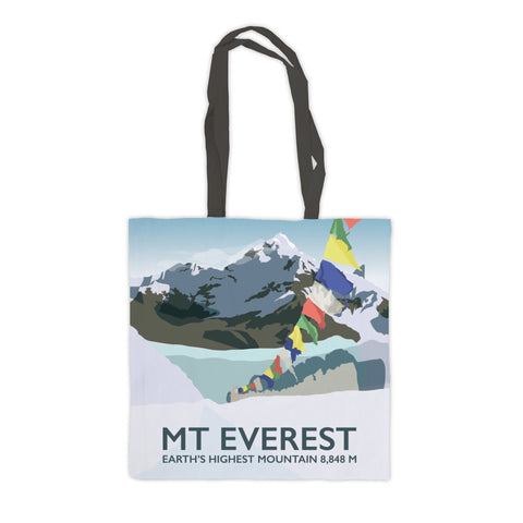Mount Everest, Premium Tote Bag