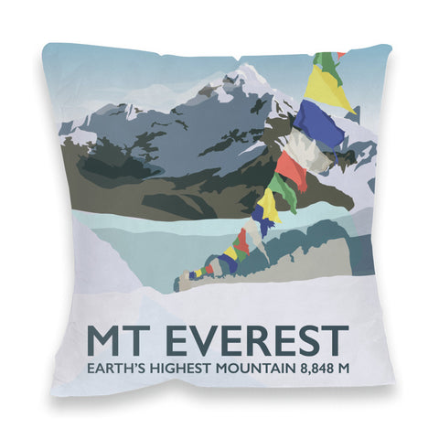 Mount Everest, Fibre Filled Cushion