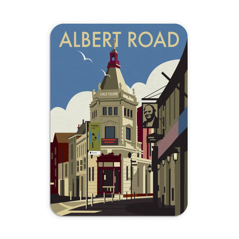 Albert Road, Portsmouth Mouse Mat