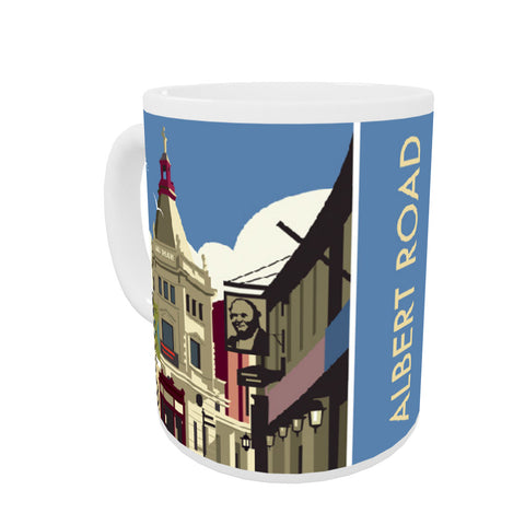 Albert Road, Portsmouth Mug