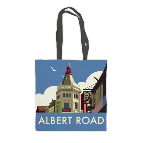 Albert Road, Portsmouth Premium Tote Bag