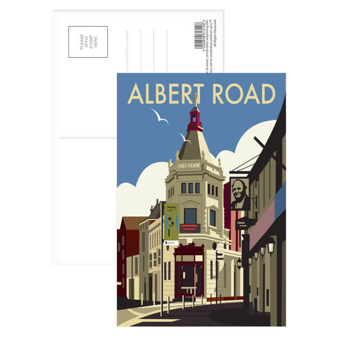 Albert Road, Portsmouth Postcard Pack