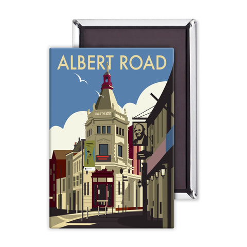 Albert Road, Portsmouth Magnet