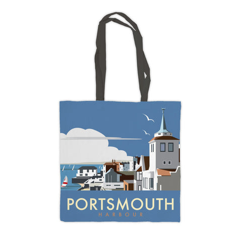 Portsmouth Harbour Premium Tote Bag