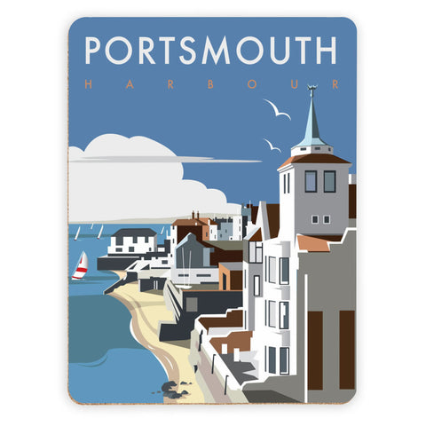 Portsmouth Harbour Placemat