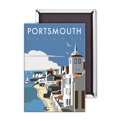 Portsmouth Harbour Magnet