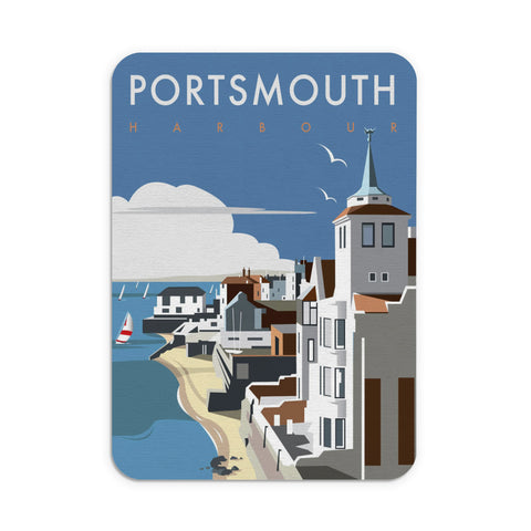Portsmouth Harbour Mouse Mat