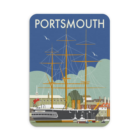 HMS Warrior, Portsmouth Mouse Mat