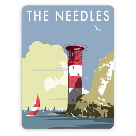 The Needles, Isle of Wight Placemat