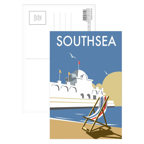 Southsea Pier, Portsmouth Postcard Pack