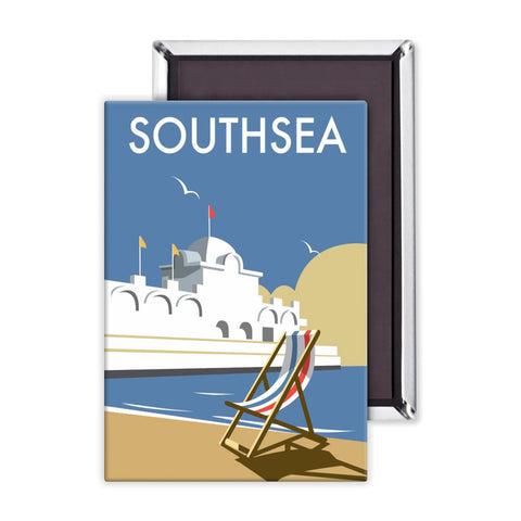 Southsea Pier, Portsmouth Magnet