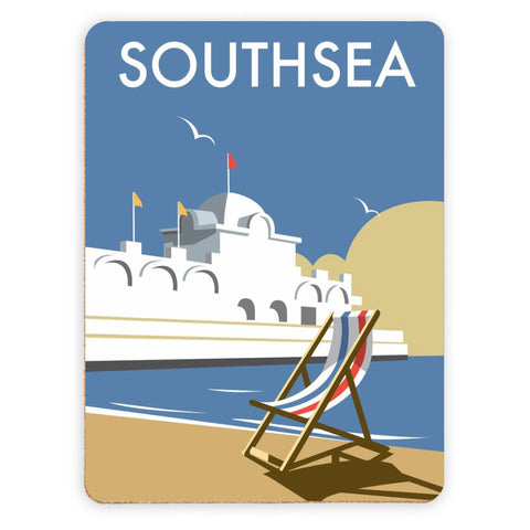 Southsea Pier, Portsmouth Placemat