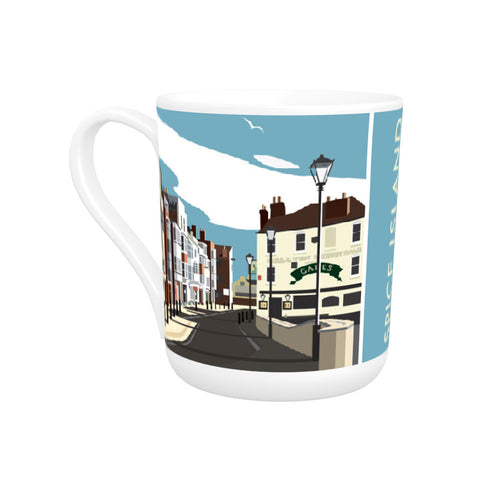 Spice Island, Portsmouth Bone China Mug
