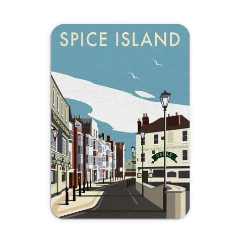 Spice Island, Portsmouth Mouse Mat