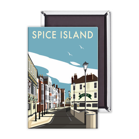 Spice Island, Portsmouth Magnet