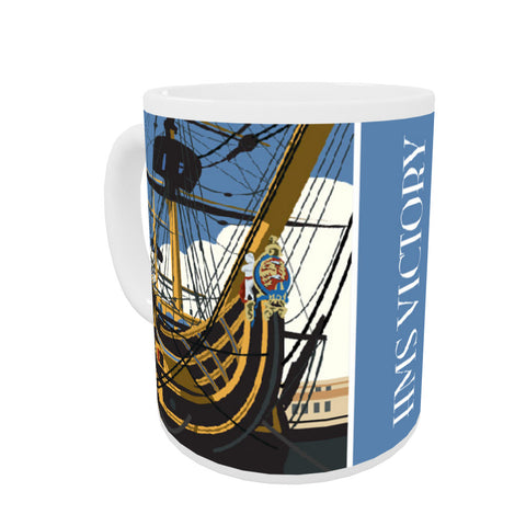 HMS Victory, Portsmouth Coloured Insert Mug