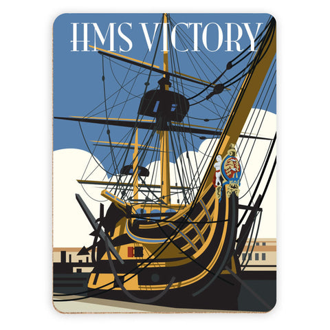 HMS Victory, Portsmouth Placemat