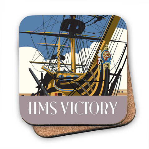 HMS Victory, Portsmouth MDF Coaster