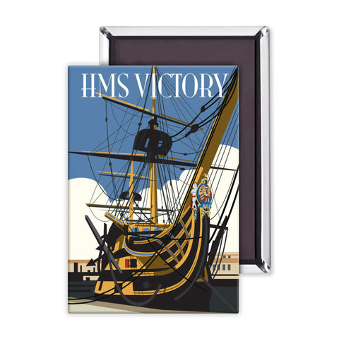 HMS Victory, Portsmouth Magnet