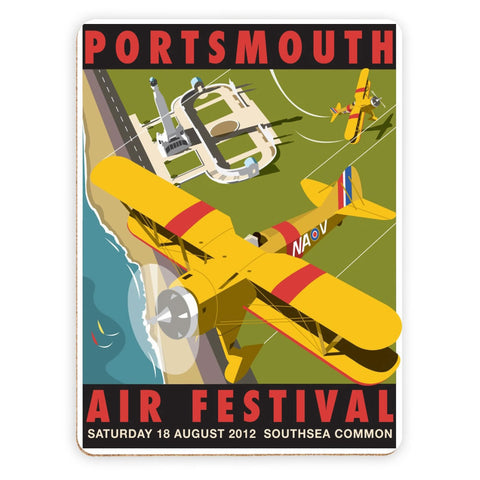 Portsmouth Air Festival Placemat