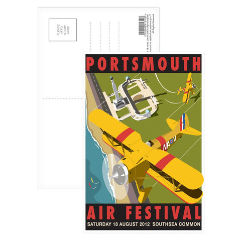 Portsmouth Air Festival Postcard Pack