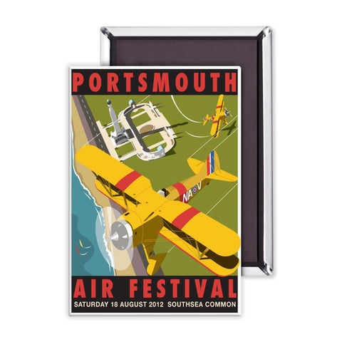 Portsmouth Air Festival Magnet