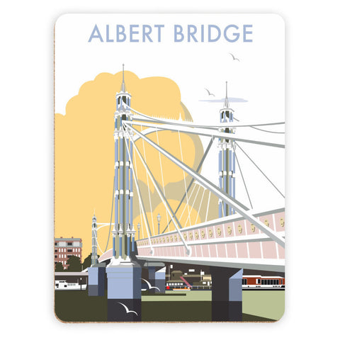 Albert Bridge, London Placemat