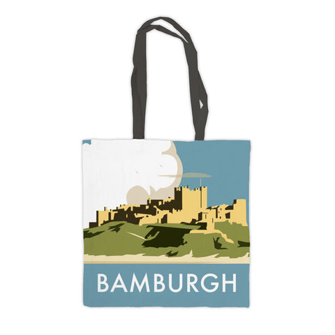 Bamburgh Castle Premium Tote Bag