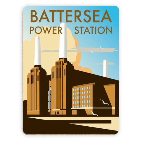Battersea Power Station Placemat