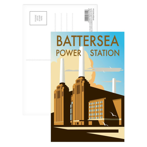 Battersea Power Station Postcard Pack
