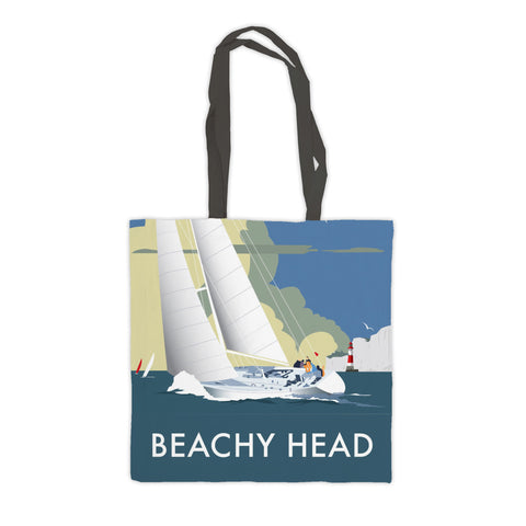 Sailing at Beachy Head Premium Tote Bag