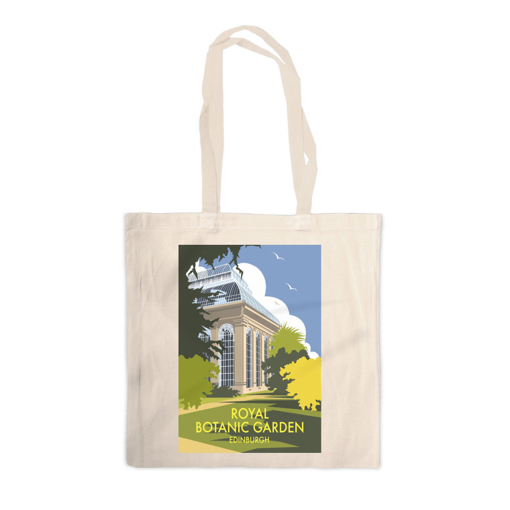 Royal Botanic Garden, Edinburgh Canvas Tote Bag